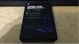 SkullCandy Jib+ wireless  Unboxing