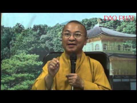 Kinh Quán Vô Lượng Thọ 04: Điều kiện và chín phẩm vãng sinh (21/10/2012)