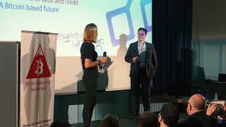 Dr. Craig Wright's Introduction at Bitcoin Meetup Switzerland 2017