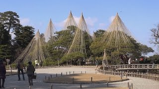 日本三名園兼六園