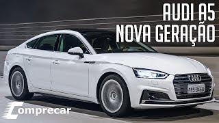 Lançamento novo Audi A5 (Nova Geração)