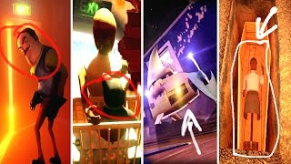 Hello Neighbor: Reborn All Secrets and Easter Eggs Found!!
