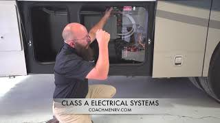 Coachmen Class A Quality Assurance: Electrical System