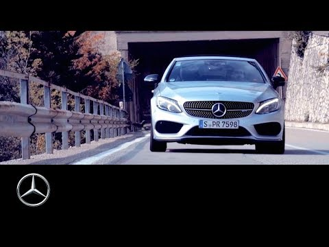 Mercedes-Benz C-Class Cabriolet: Road Trip Lake Garda