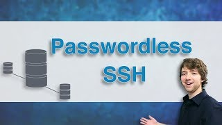 Database Clustering Tutorial 7 - Passwordless SSH