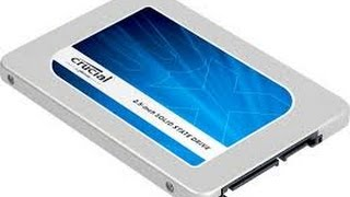 CRUCIAL 275GB MX300: SIMPLE STEPS in UPGRADING my Laptop's HDD to SSD