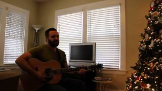 Mike Maven of Young Pandas - Big Sky Country (Chris Whitley Cover)