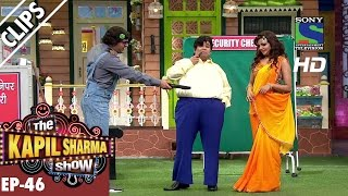 Couple Seeking Security From Thoko Security Agency  The Kapil Sharma Show  Ep46 25th Sep 2016