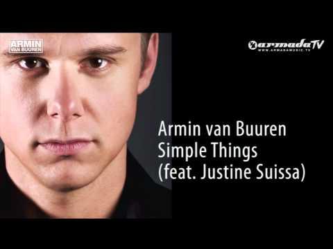 Armin van Buuren - Simple Things feat. Justine Suissa