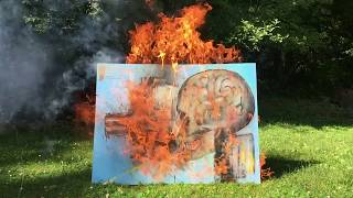 This is why we should burn our artwork