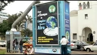 新發明! 巨型空氣淨化器 等於1200棵樹 │大千世界│空氣濾清器│空氣清淨機│健康│環保