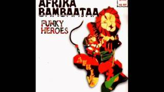 Afrika Bambaata - Funky Heroes (Acapella)