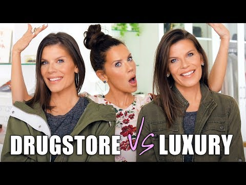 Download LUXURY vs. DRUGSTORE DUPES on my TWIN SISTERS HD Mp4 3GP Video and MP3