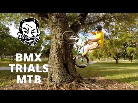 MTB, BMX, & Trials Bikes – Which to choose?