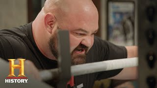 Paul Anderson's Silver Dollar Squat: The Strongest Man in History (Season 1) | History