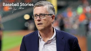 Jeff Luhnow Describes Getting the Organization to Back His Vision | Baseball Stories