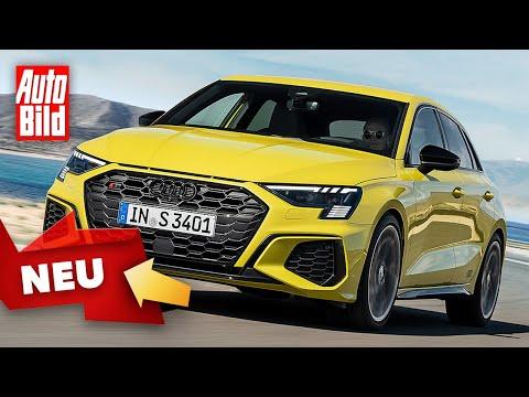 Audi S3 8Y (2020): Neuvorstellung - Leistung - Preis - Limousine