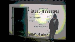 Real Freestyle - MC Lowe (Nasty Mind Instrumental)