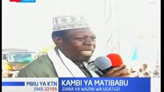 Mbiu ya KTN: Ziara ya waziri wa ugatuzi Wajir