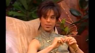 Prince Interview with Mel B 1998 @ Paisley Park