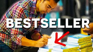 How to Write a Bestselling Book (5 Tips from Self Published Wall Street Journal Bestseller)