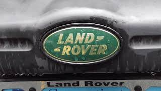 2004 Land Rover Discovery II how to free unstick rear door latch
