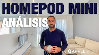 HomePod mini, análisis: sonido a lo GRANDE