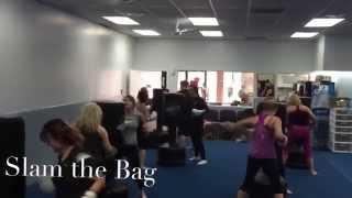 preview picture of video 'Fitness Kickboxing Promo Amerikick Medford, NJ'