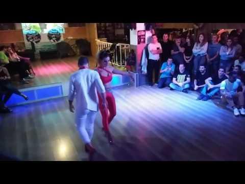 Tamara y Cándido - show Capitan Haddock 18/05/17