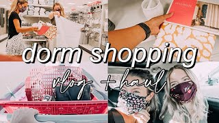 COLLEGE DORM SHOPPING + HAUL 2020! | Back To School Shopping | Ball State University!