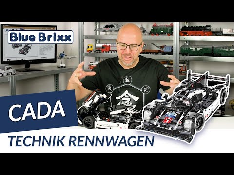 Technic Racing Car