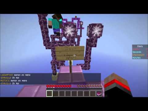 Разноцветный мистик [Прохождение Карты] - MINECRAFT