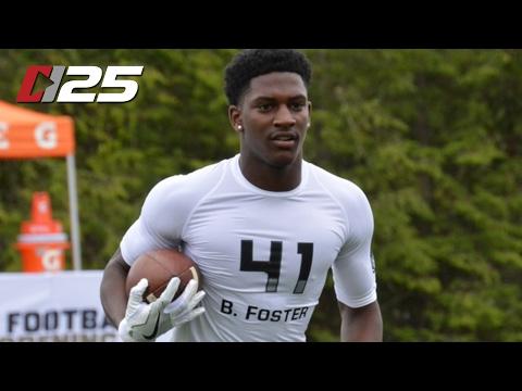 B.J. Foster Recruiting Profile | CI 25