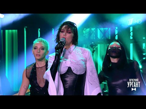 Вечерний Ургант. MARUV & Boosin – Drunk Groove (08.11.2018)