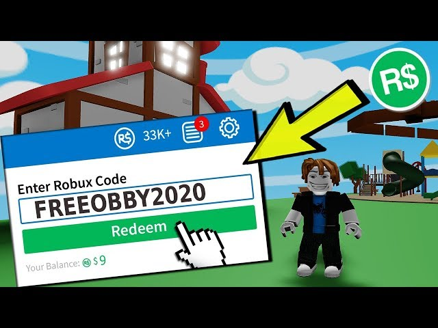 Obby For Free Robux Working How To Get Free Robux Game