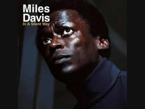 'Miles Davis 'In a silent way