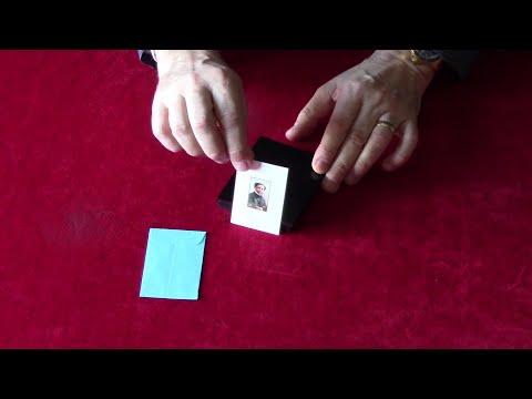 Locking Card Box by Joe Porper