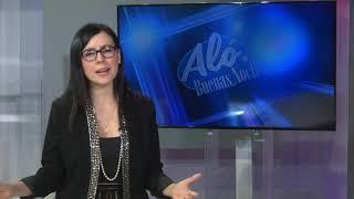 Diputada con cáncer rechazó el maletín - Aló Buenas Noches EVTV - 01/10/20 Seg 1