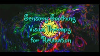 Relaxing Magic Meltdown Remedy Sand Storm Sensory Soothing Visual Therapy