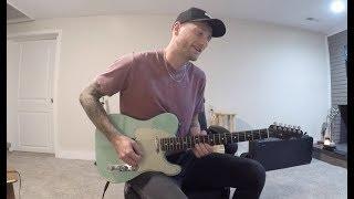 Morgan Wallen   Whiskey Glasses (Guitar Cover)