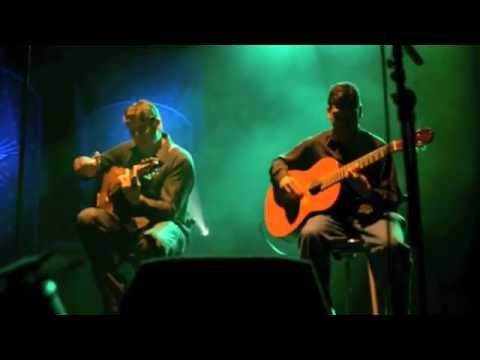 guitar duo from cape town south africa live kubustrings