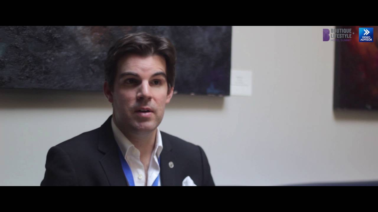 BLHS2016 interviews: Philipp Weghmann, Preferred Hotels & Resorts