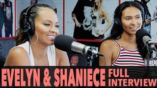 "Evelyn Lozada & Shaniece Hairston on ""Livin' Lozada"", Oprah, And More! (Full Interview) | BigBoyTV"