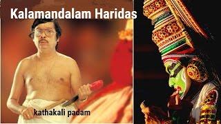 Melappadam - musical prelude to Kathakali