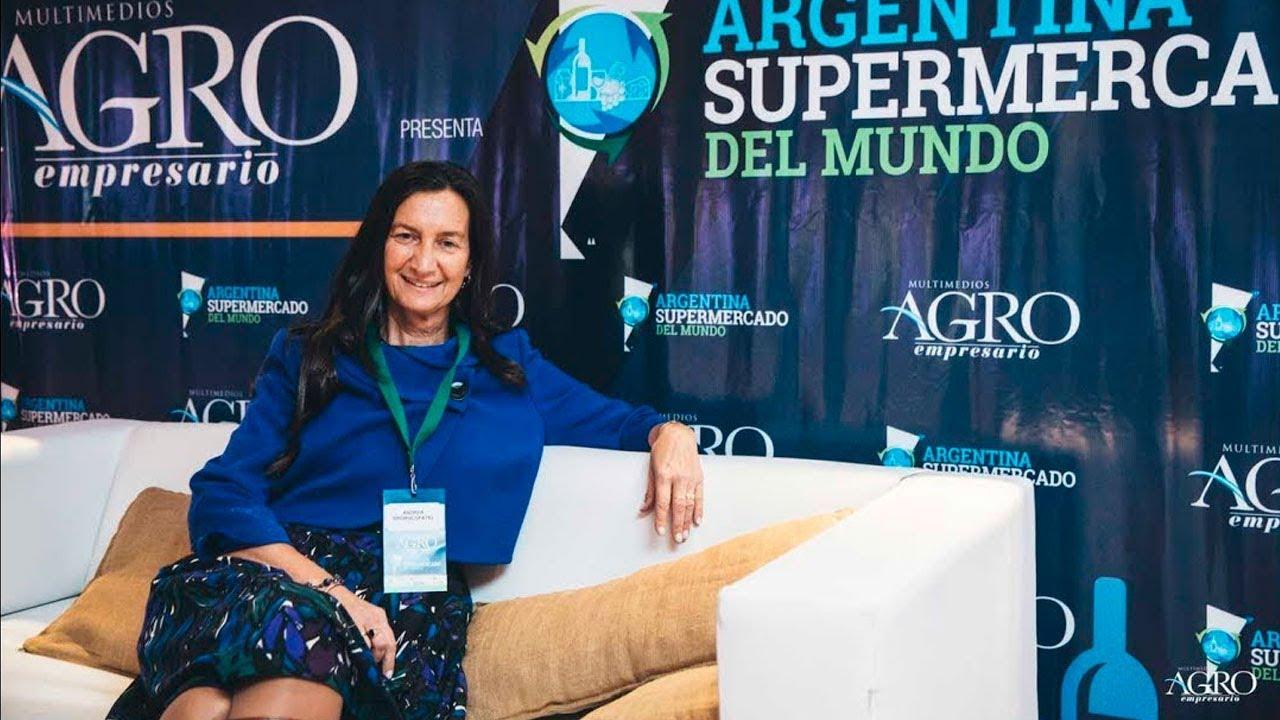 Andrea Grobocopatel - Presidente de Fundación FLOR y Ampatel