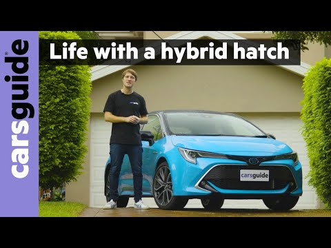 Toyota Corolla hybrid 2021 review: ZR hatch long-term - Can it change your mind about hybrids?