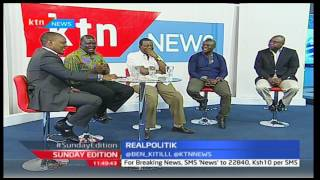 Sunday Edition: Real Politics - The latest on presidential nominations - 12/3/2017 [Part Two]