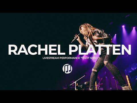 Rachel Platten- FIGHT SONG