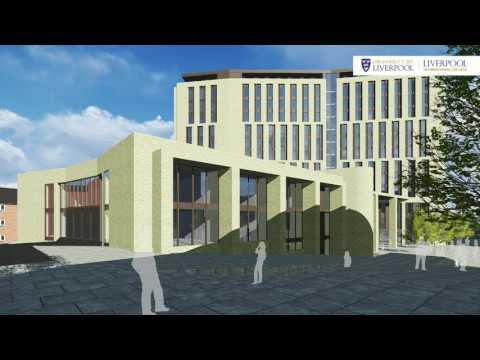 Kier starts £28m Liverpool International College digs