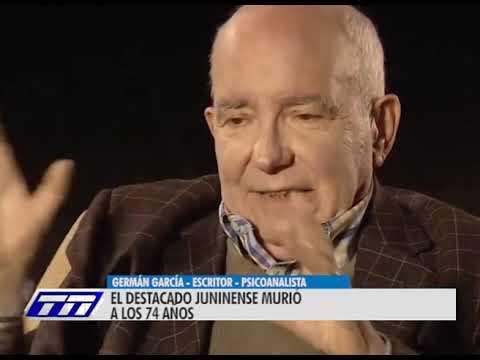Adiós a Germán García